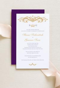 Invitation | Majesty Storybook