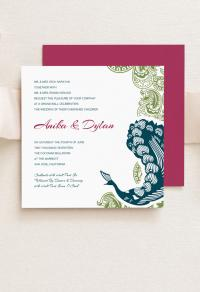 Invitation + Envelope | Aravali Duet