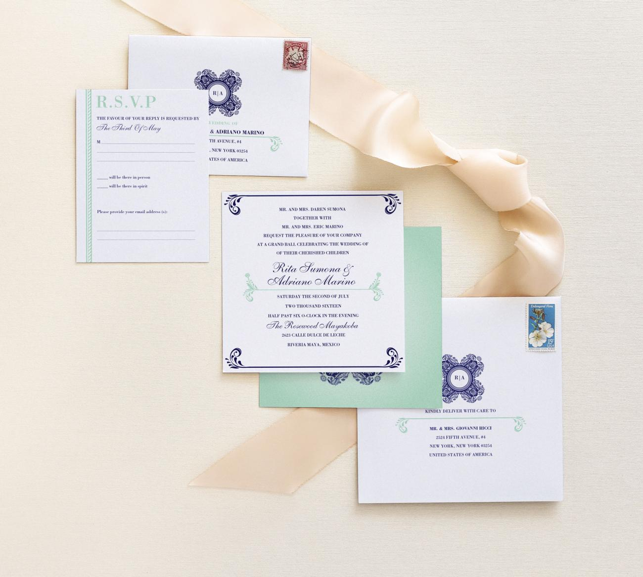 4 Piece Package | Botanic Duet