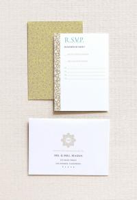Reply Card | Cordoba Gatefold