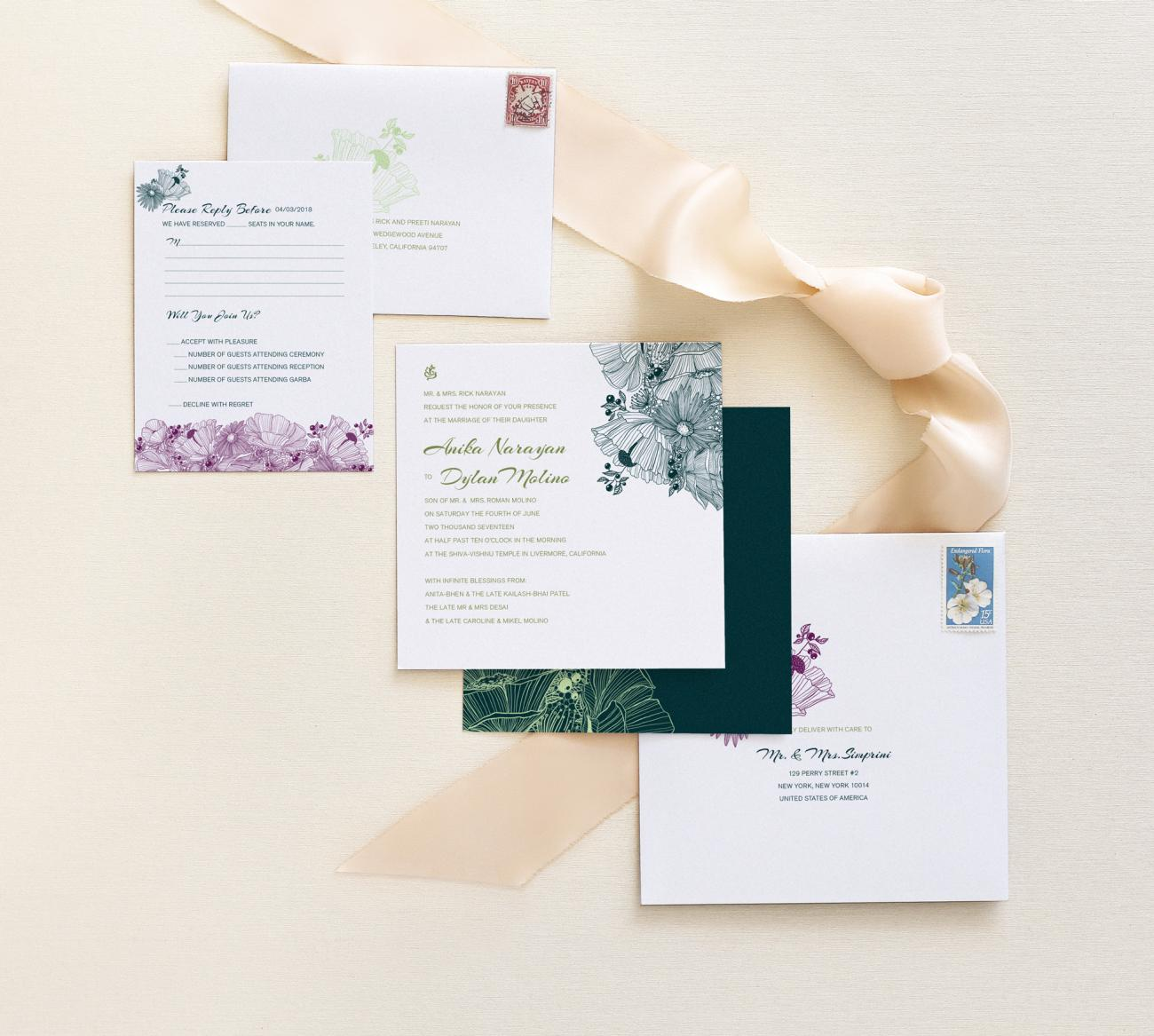4 Piece Package | Flora Duet
