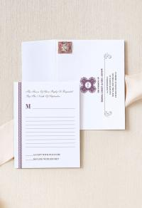 Reply Envelope | Botanic Storybook