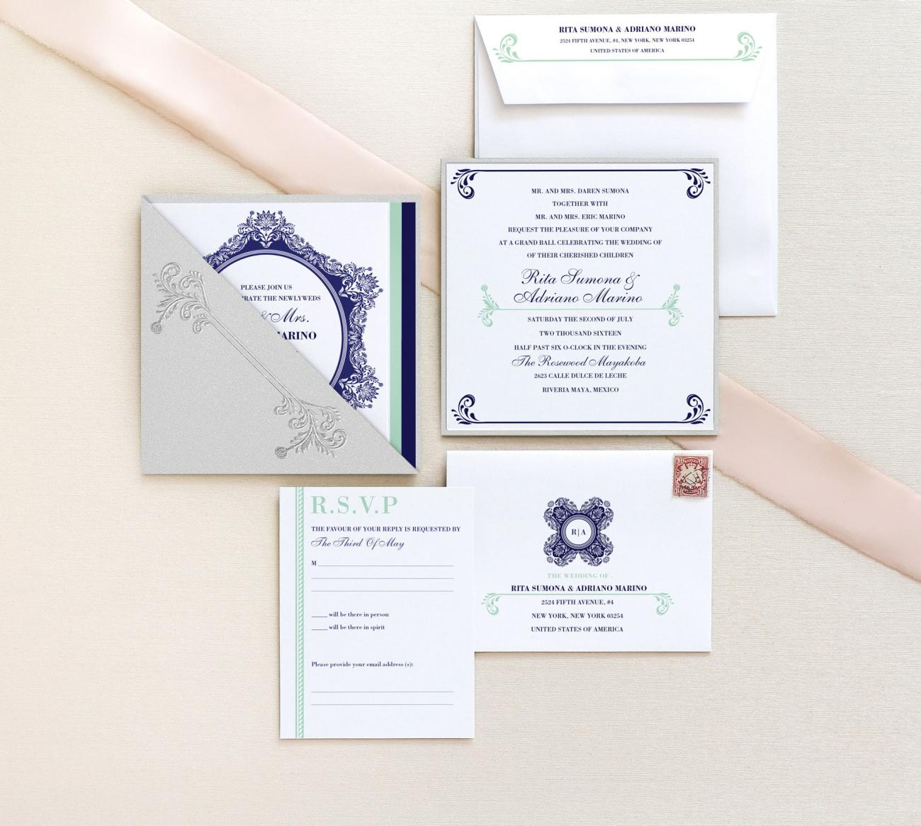 8 Piece Package | Botanic Duet