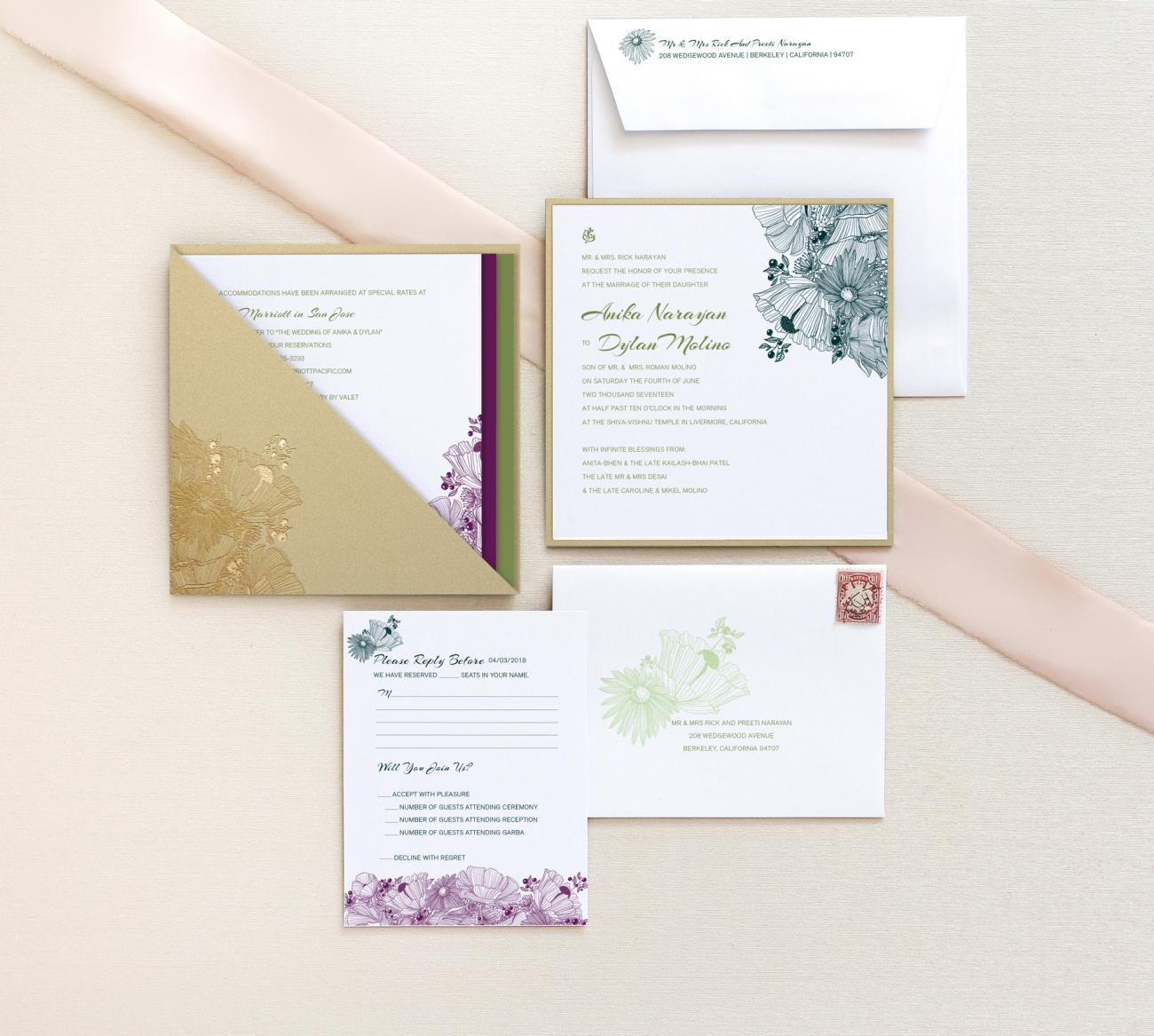 8 piece package | Flora Duet